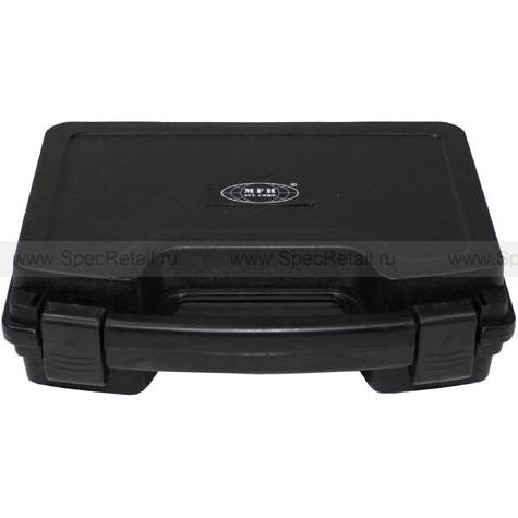 Пластиковый кейс для оружия, 26х20.5х8.3 см (Black)