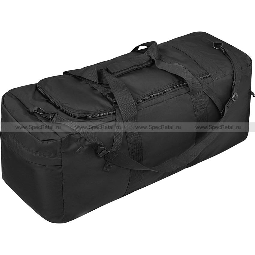 Сумка баул для снаряжения, 80 литров (Keotica) (Black)