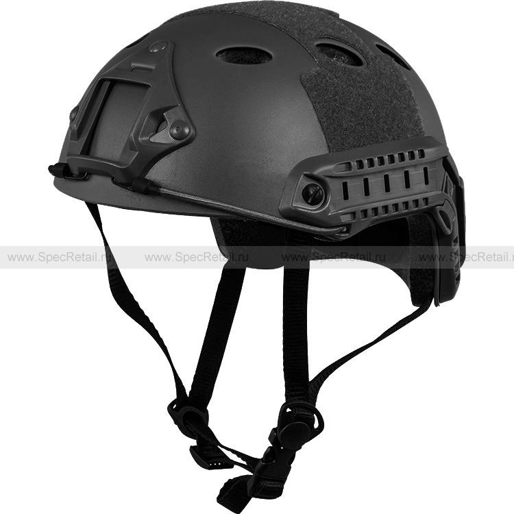 Шлем Fast Carbon PJ Style (реплика) (Black)