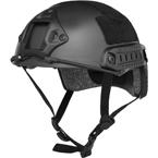 Шлем Fast MH Style (реплика) (Black)