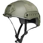 Шлем Fast MH Style (реплика) (Olive)