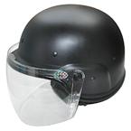 Шлем PASGT М88 с забралом (реплика) (Black)