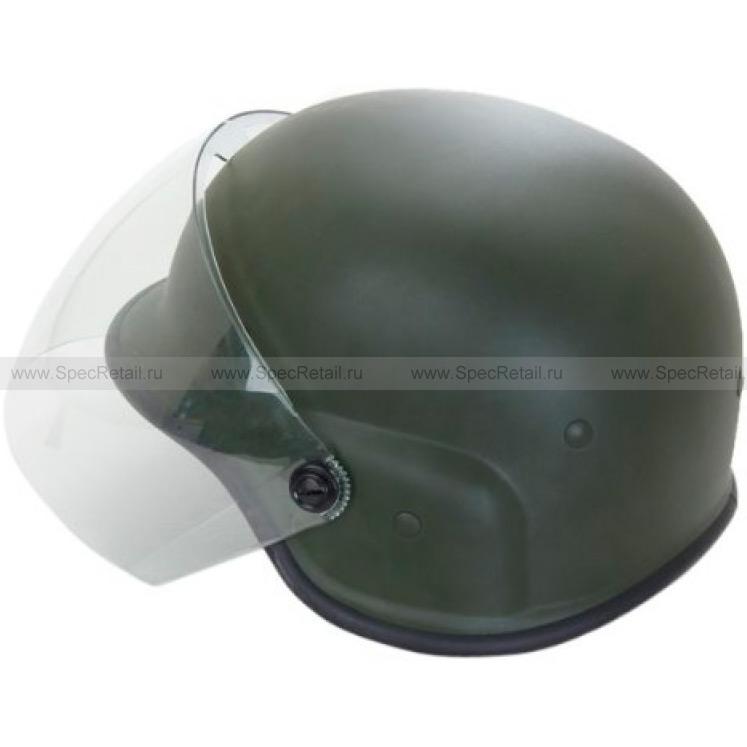 Шлем PASGT М88 с забралом (реплика) (Olive)
