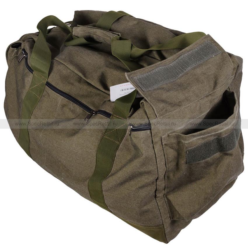 """Баул Tactical Frog """"Брезент-С"""" 75 литров (Khaki)"""