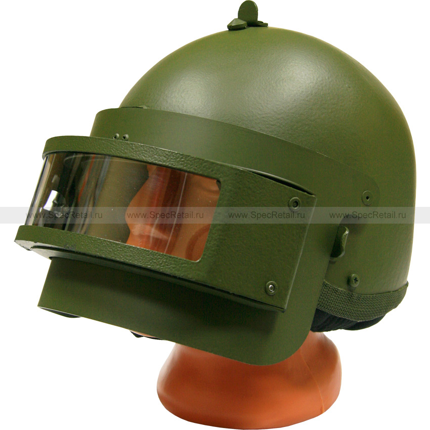 Шлем К6-3 с забралом (Gear Craft) (реплика) (Olive)