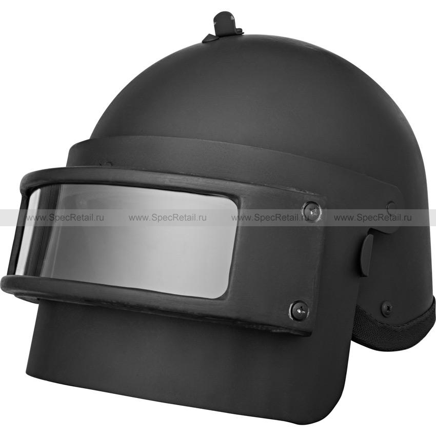 Шлем К6-3 с визором (BASTION) (реплика) (Black)