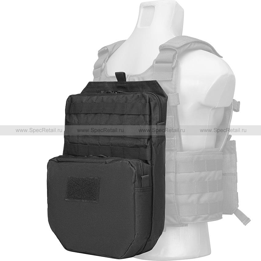 Рюкзак MOLLE на разгрузочный жилет (Black)