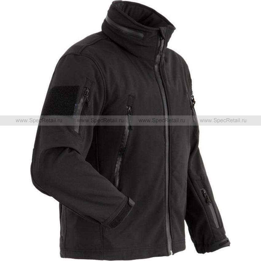 Куртка SoftShell (АНА) (Black)