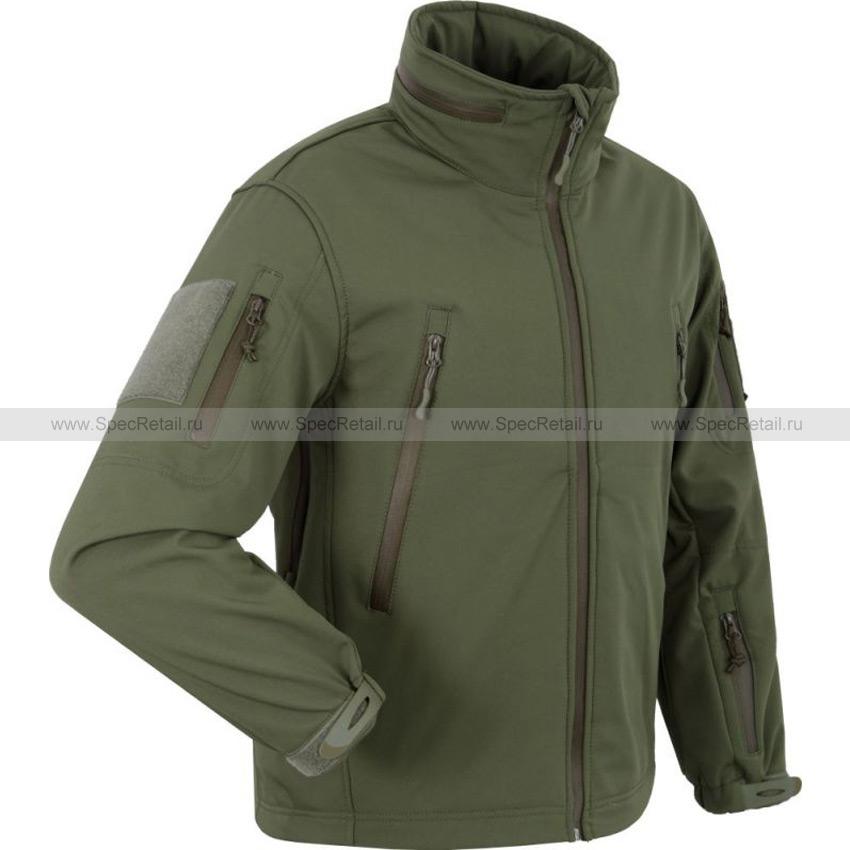 Куртка SoftShell (АНА) (Olive)