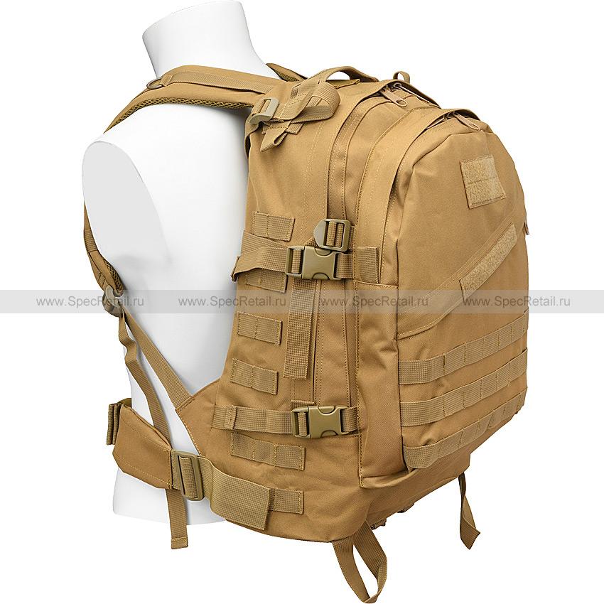 """Рюкзак """"3 Day Assault Pack"""" 32 литра (Tan)"""