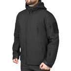 "Куртка ""Shark Skin V"", Softshell (Black)"