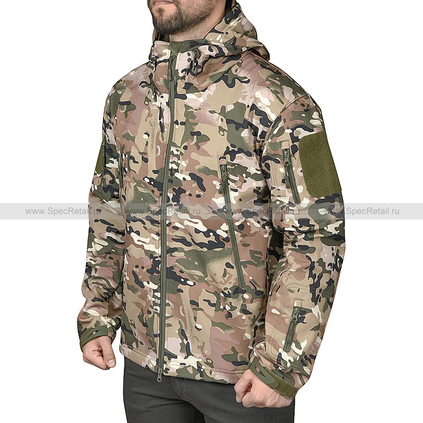 "Куртка ""Shark Skin V"", Softshell (Multicam)"