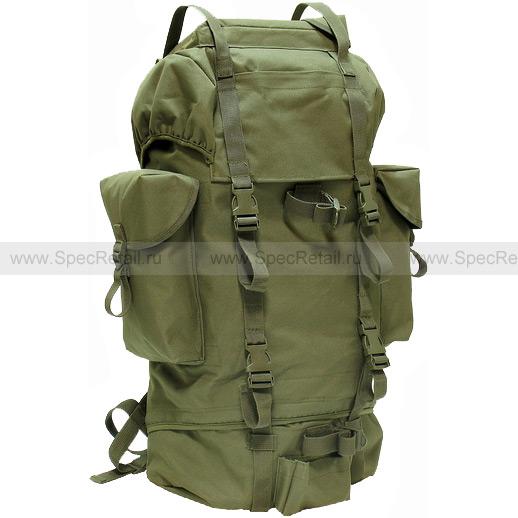 """Военный рюкзак """"BW Combat"""" 65 литров (Olive)"""