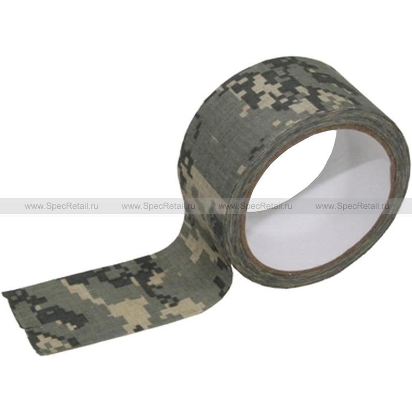 Камуфляжная лента (скотч), 5см х 10м (ACU)