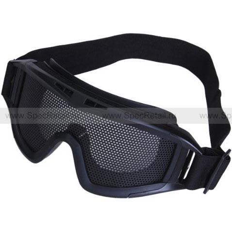 Сетчатые очки-маска Locust (Black)