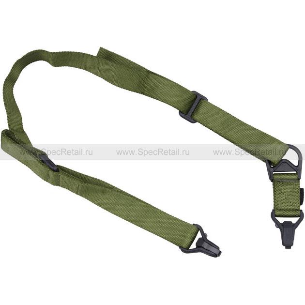Ремень оружейный двухточечный MS3 (Olive)