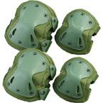 Наколенники и налокотники X-SWAT (Olive)