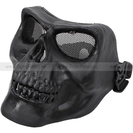 """Защитная маска """"Череп"""" (Black)"""