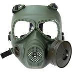 Защитная маска-противогаз с вентилятором M04 (Olive)