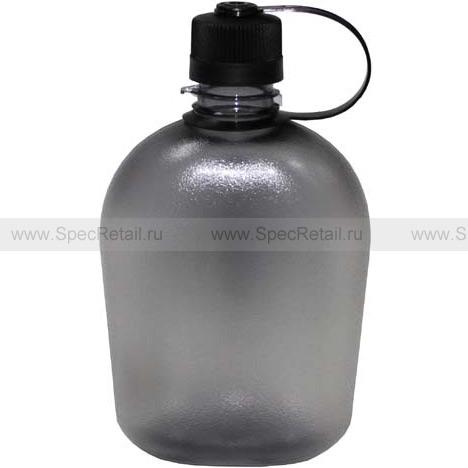 Походная фляга GEN II, 1 литр (Black)