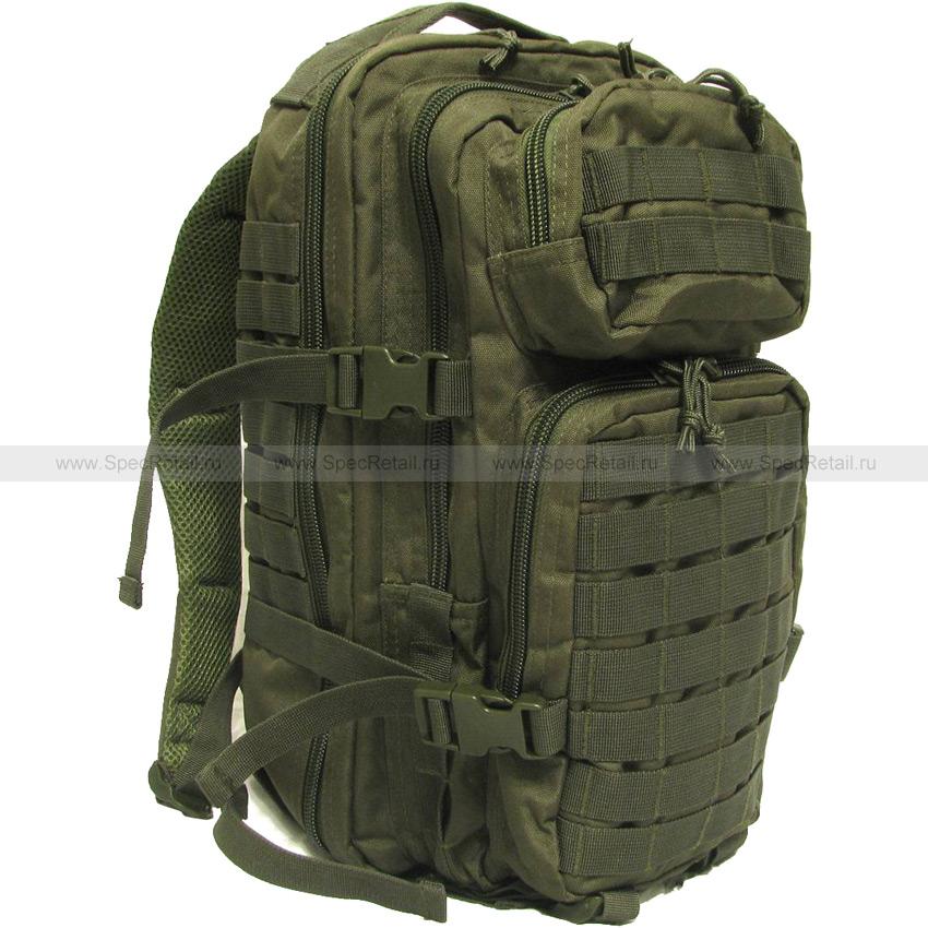"""Военный рюкзак """"US Assault I"""" 30 литров (Olive)"""