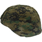 Чехол для шлема MICH (Digital Woodland)