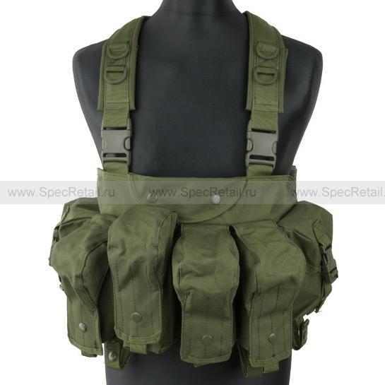 """Разгрузочный жилет АК """"Commando"""" (Olive)"""