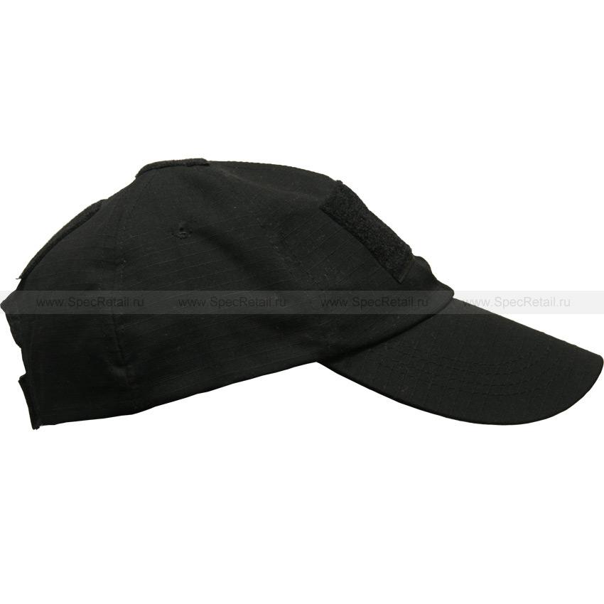 Бейсболка тактическая (Black)