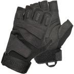 Перчатки (Blackhawk) SOLAG, беспалые (Black, XL), реплика
