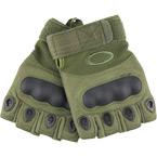 Перчатки Oakley Tactical Gloves, беспалые (Olive, M), реплика