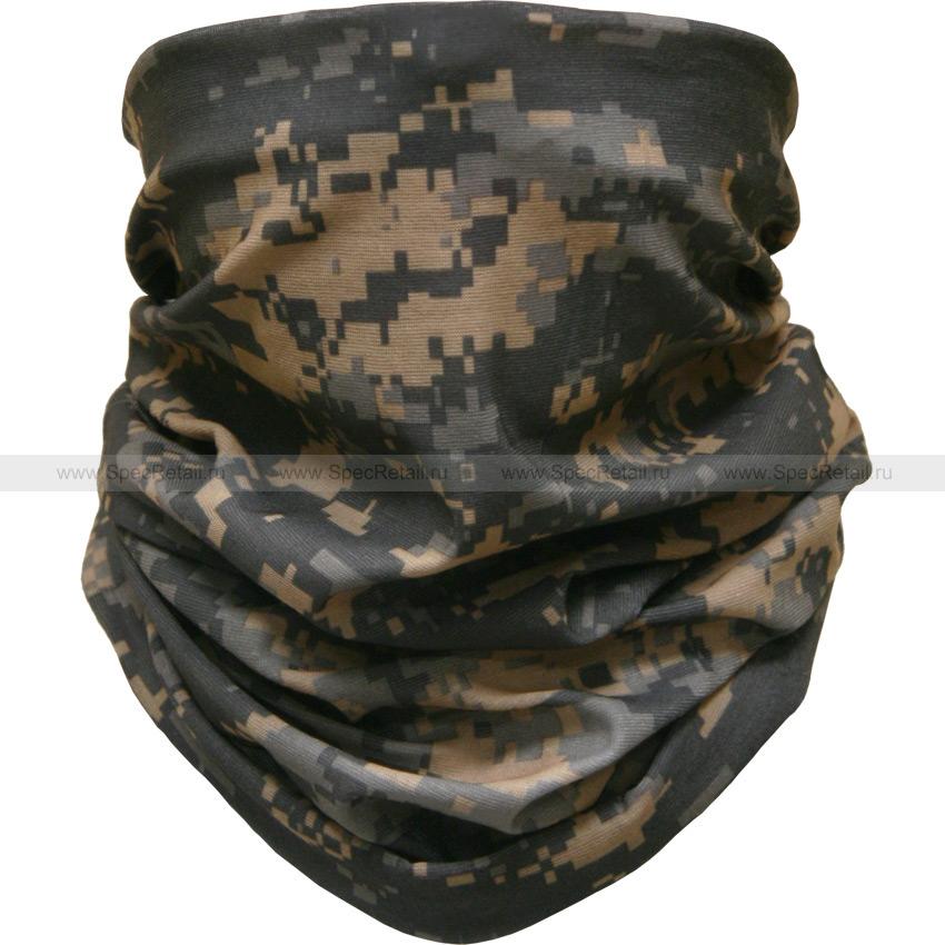 Шарф-маска из микрофибры (ACU)