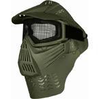 Комплексная защитная маска для страйкбола (Olive)