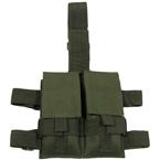 Платформа на бедро с подсумками для магазинов M4/M16 MFH (Olive)