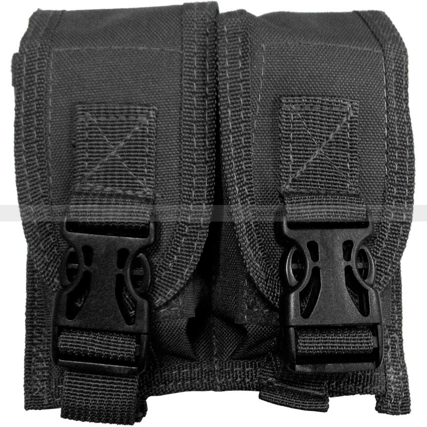 Подсумок для гранат Double Grenade Pouch (Black)