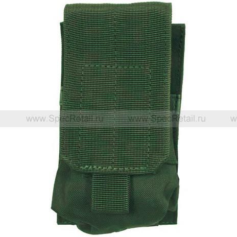 Подсумок для магазинов M4/M16, одинарный (Olive)