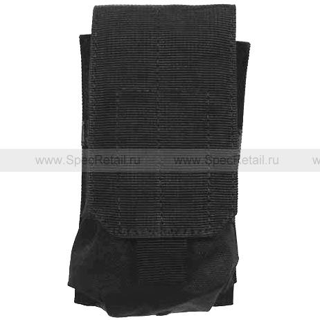 Подсумок для магазинов M4/M16, одинарный (Black)