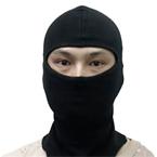 Балаклава Guarder, 1 отверстие (Black)