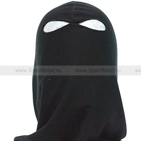 Балаклава SWAT, 2 отверстия (Black)