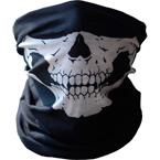 Шарф-маска из микрофибры (Black-White)