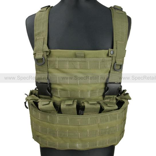 Разгрузочный жилет Combat Carrier (Olive)