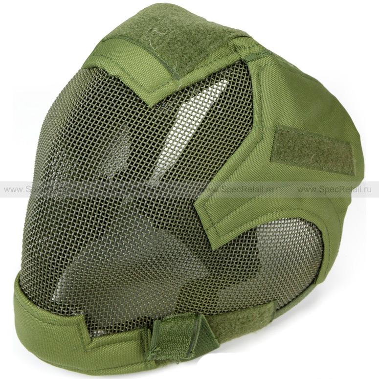 """Защитная маска """"Shell"""" (Olive)"""