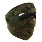 Неопреновая маска Zan Headgear (Digital Woodland)