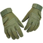 Перчатки Blackhawk, с пальцами (Olive, L), реплика