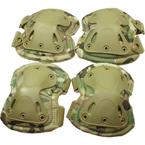 Наколенники и налокотники X-SWAT (Multicam)