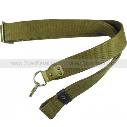 Ремень оружейный АК (1 карабин) (Olive)