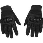 Перчатки тактические с кастетом Spec Ops (Black), реплика
