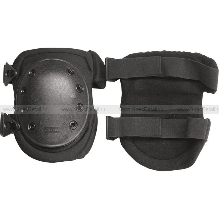 Наколенники Mil-Tec Pro (Black)