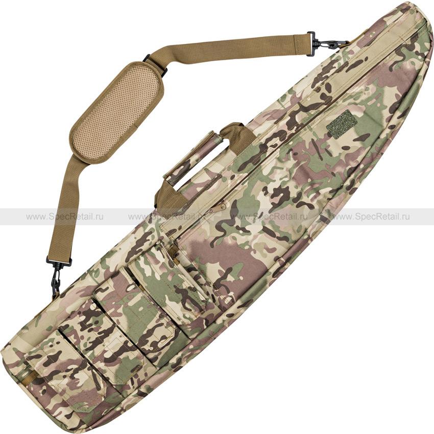 Оружейный чехол 95 см, скошенный край (Multicam)