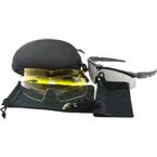 Тактические очки SI M Frame 2.0, 3 сменные линзы