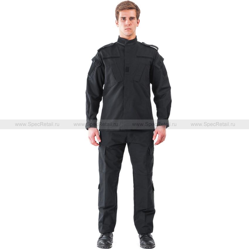 """Форма полевая """"Uniform"""" (Black)"""